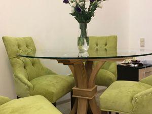 Стол из дуба для Елены г.Сочи. Ярмарка Мастеров - ручная работа, handmade.