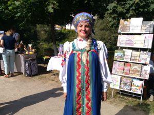 25 августа Фестиваль  «Славянское подворье». Ярмарка Мастеров - ручная работа, handmade.