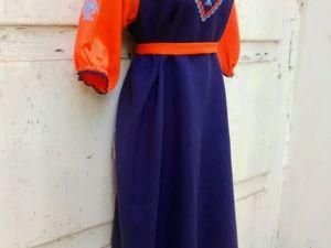 Рождение нового платья. Ярмарка Мастеров - ручная работа, handmade.