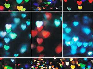 Создаем красивое боке в форме сердечек для красоты новогодних снимков. Ярмарка Мастеров - ручная работа, handmade.