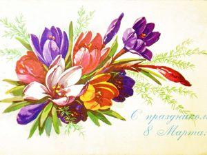 С праздником, дорогие подписчицы!. Ярмарка Мастеров - ручная работа, handmade.