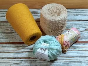 Какая пряжа безопасна для вязания новорожденным. Ярмарка Мастеров - ручная работа, handmade.