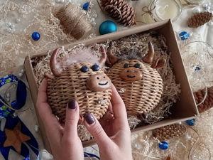 Новый год — время чудес. Ярмарка Мастеров - ручная работа, handmade.