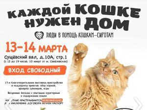 Приходите на выставку кошек!. Ярмарка Мастеров - ручная работа, handmade.
