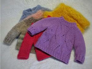 Новогодняя акция на пуловеры для испанских кукол!. Ярмарка Мастеров - ручная работа, handmade.