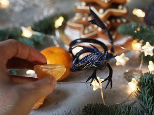 Новогоднее настроение от Драконов!. Ярмарка Мастеров - ручная работа, handmade.