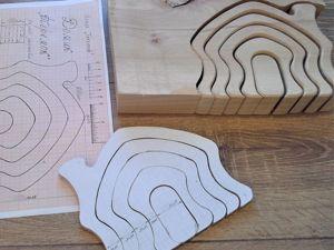 Шаблон деревянной игрушки из МДФ своими руками. Ярмарка Мастеров - ручная работа, handmade.