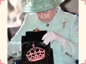 Секреты сумочки королевы Великобритании. Ярмарка Мастеров - ручная работа, handmade.