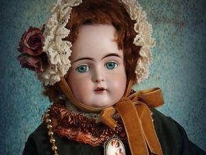 Антикварная кукла Барбара Kestner 148. Ярмарка Мастеров - ручная работа, handmade.
