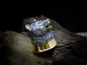 Производство чарок из бронзы с последующим серебрением/золочением/патинированием. Ярмарка Мастеров - ручная работа, handmade.