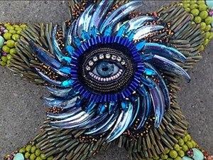 """Драгоценная синергия творчества: невероятные и креативные идеи использования """"глазок"""". Ярмарка Мастеров - ручная работа, handmade."""