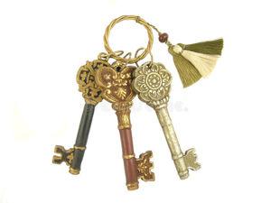Заговор «Три Денежных Ключа» для Избавления от Денежной Порчи. Ярмарка Мастеров - ручная работа, handmade.