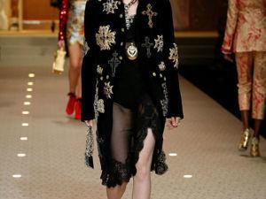 Женская коллекция Dolce Gabbana осень-зима 2018/19. Часть первая. Ярмарка Мастеров - ручная работа, handmade.