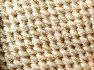 Вязание спицами «Эфиопская резинка». Видео-урок. Ярмарка Мастеров - ручная работа, handmade.