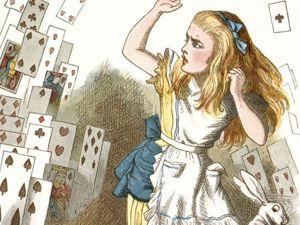 Немного об Алисе и её приключениях. Ярмарка Мастеров - ручная работа, handmade.