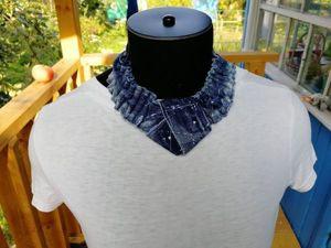 Создаем три украшения из джинсового пояса. Ярмарка Мастеров - ручная работа, handmade.