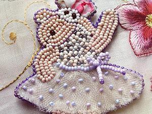 """Создаём подвеску для сумки """"Мечты о балете"""". Ярмарка Мастеров - ручная работа, handmade."""