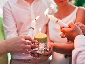 Обряд зажжения семейного очага на свадьбе. Ярмарка Мастеров - ручная работа, handmade.