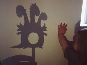 Дракон из набора Волшебное королевство. Ярмарка Мастеров - ручная работа, handmade.