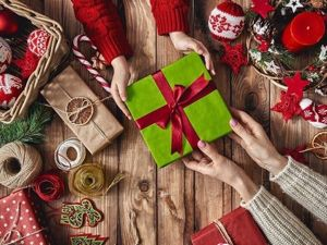 Новогодняя ярмарка подарков. Набор мастеров. Ярмарка Мастеров - ручная работа, handmade.