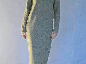Аукцион на вязаное  платье .Старт 3000 руб!. Ярмарка Мастеров - ручная работа, handmade.