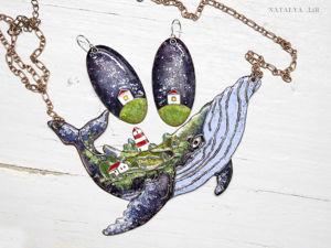 Вдохновение делать Китов!. Ярмарка Мастеров - ручная работа, handmade.