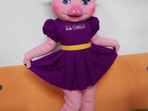 Создание эскиза для ростовой куклы или костюма. Ярмарка Мастеров - ручная работа, handmade.