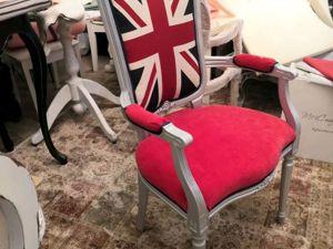 Перетяжка кресла с участием нашего купона. Ярмарка Мастеров - ручная работа, handmade.