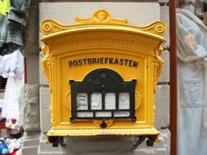 An Ode to Vintage Mailboxes: 20 Rarity Custodies of Letters. Livemaster - handmade
