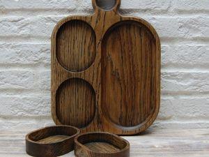Мастерская AJA — разделочные доски и доски для подачи!. Ярмарка Мастеров - ручная работа, handmade.