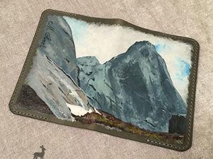 Лучше гор только горы, на которых еще не бывал!. Ярмарка Мастеров - ручная работа, handmade.
