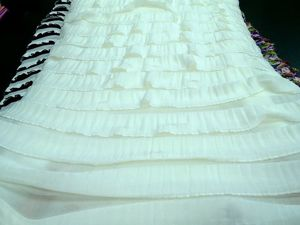 Рюша белая 360 руб. Ярмарка Мастеров - ручная работа, handmade.
