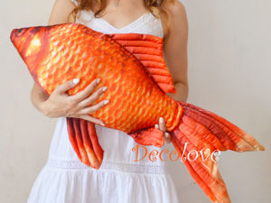 Бесплатная пересылка рыб-подушек в наличии!Только до 27 мая!. Ярмарка Мастеров - ручная работа, handmade.