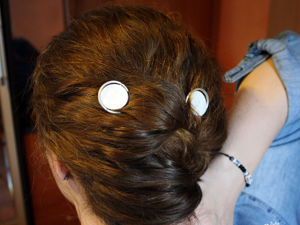 Что может удержать большой объем волос?. Ярмарка Мастеров - ручная работа, handmade.