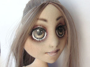 Подробный мастер-класс по созданию мистической куколки из трикотажа. Часть 3. Ярмарка Мастеров - ручная работа, handmade.