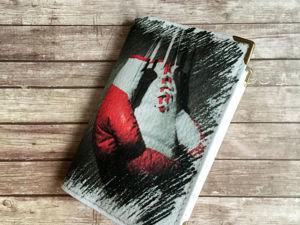 Обложка на заказ для Марины. Ярмарка Мастеров - ручная работа, handmade.