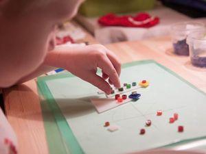 Фьюзинг с детьми — это возможно!. Ярмарка Мастеров - ручная работа, handmade.