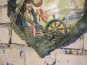 Мастерим сувенир для юного пирата. Ярмарка Мастеров - ручная работа, handmade.