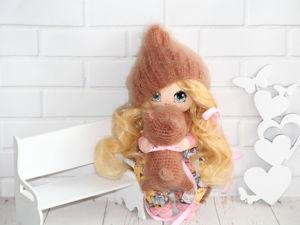 Новая малышка у Машуши!. Ярмарка Мастеров - ручная работа, handmade.