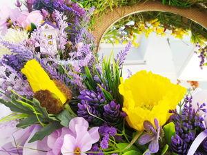 Новинка! Уникальное Зеркало  «Домик в Провансе!»  56см. Ярмарка Мастеров - ручная работа, handmade.