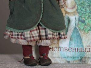 Создаем «волшебные башмачки» для куклы. Ярмарка Мастеров - ручная работа, handmade.
