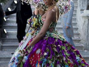 Украшения на показе Dolce & Gabbana Alta Moda, озере Комо. Ярмарка Мастеров - ручная работа, handmade.