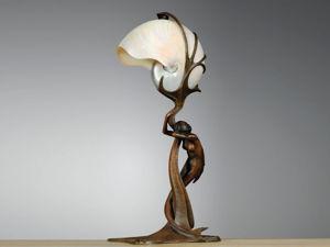 Жемчужина Венского Сецессиона: Густав Гуршнер. Ярмарка Мастеров - ручная работа, handmade.