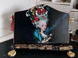 Новая коллекция подставок: Часть 2. Дворцовые. Ярмарка Мастеров - ручная работа, handmade.