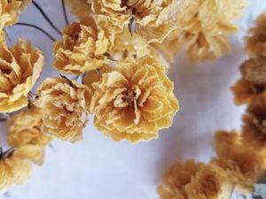 Кустовая роза желтая. Ярмарка Мастеров - ручная работа, handmade.