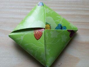 Как за 2 минуты сложить универсальный конверт для подарка, саше, семян, вырезок. Ярмарка Мастеров - ручная работа, handmade.