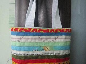 Шьем сумочку из кромок, или Снова утилизация. Ярмарка Мастеров - ручная работа, handmade.