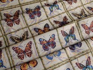 Два вида бабочек. Ярмарка Мастеров - ручная работа, handmade.