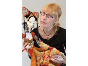 Кукольные принцессы Аннадан. Ярмарка Мастеров - ручная работа, handmade.