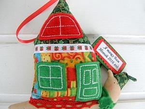 Шьем новогоднюю тильда-улитку. Ярмарка Мастеров - ручная работа, handmade.